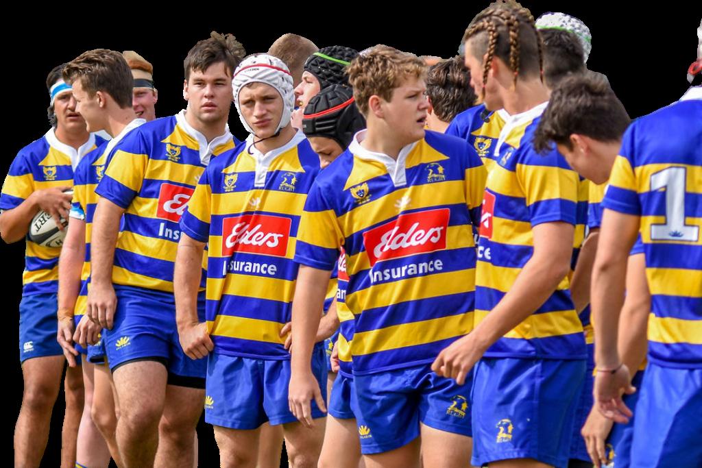 Hamilton Rugby Club history, Club History, Hamilton Rugby Club